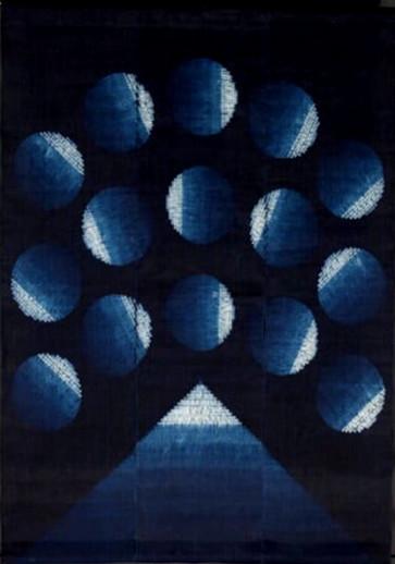 月紋【杢目絞】