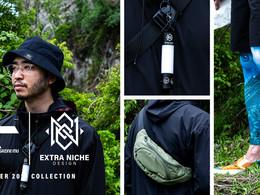 EXTRA NICHE DESIGN × ムー :: SUMMER 2021 COLLECTION
