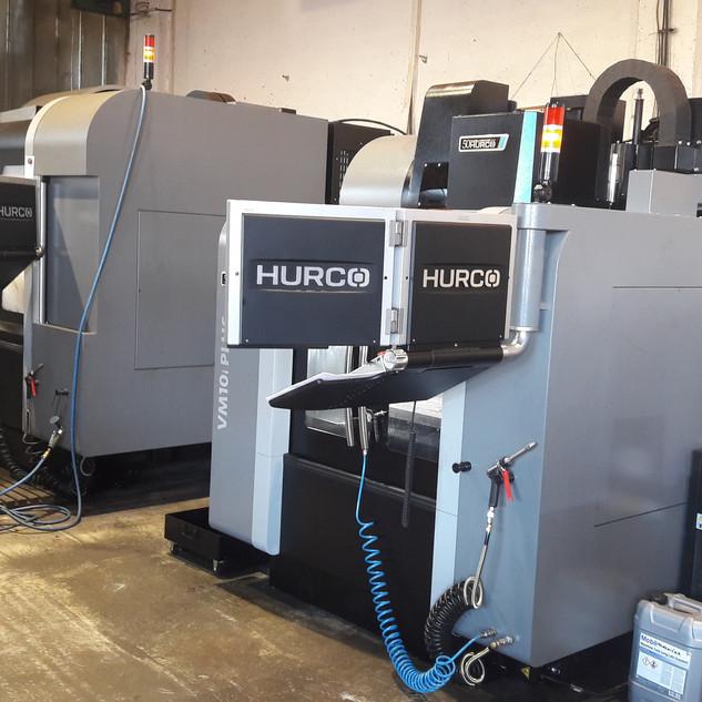CNC obrábacie centrum HURCO
