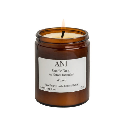 Candle No.4 Winter
