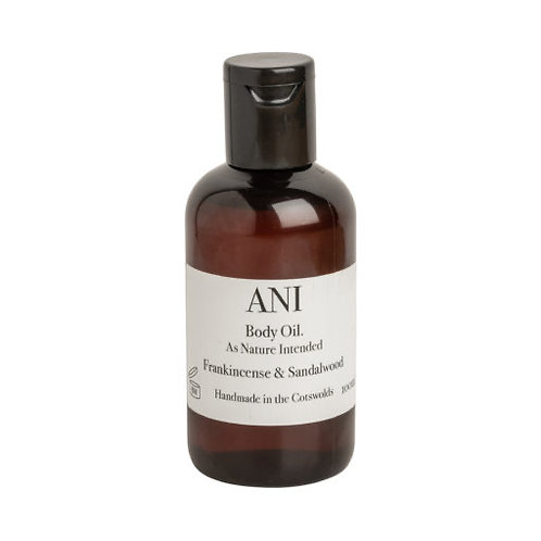 Frankincense and Sandalwood Body Oil 100ml