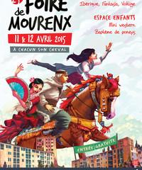 La 25e Foire de Mourenx le 11 et 12 avril 2015