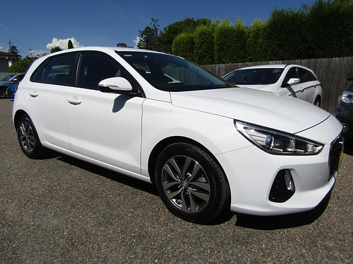 2017 Hyundai i30 Hatch