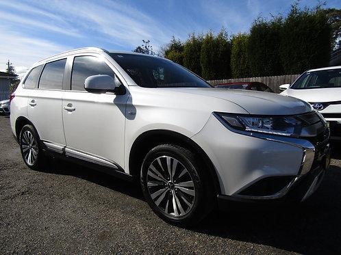 2018 Mitsubishi Outlander ES 4WD ADAS  SUV