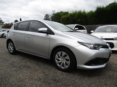 2017 Toyota Corolla Hatch