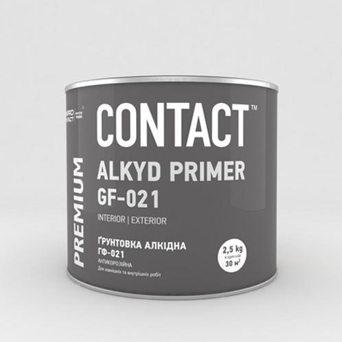 "Ґрунтовка алкідна ГФ-021 ЕПІ ""CONTACT"""