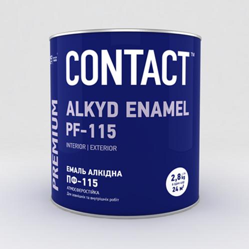 "Емаль алкідна ПФ-115 ""CONTACT"""