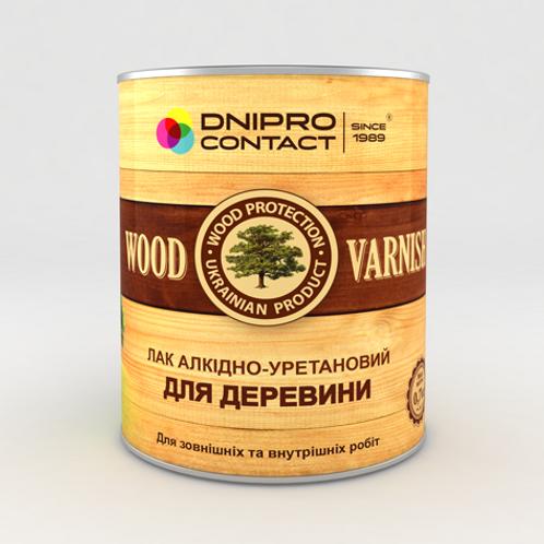 "Лак для деревини ""Dnipro-Contact"""