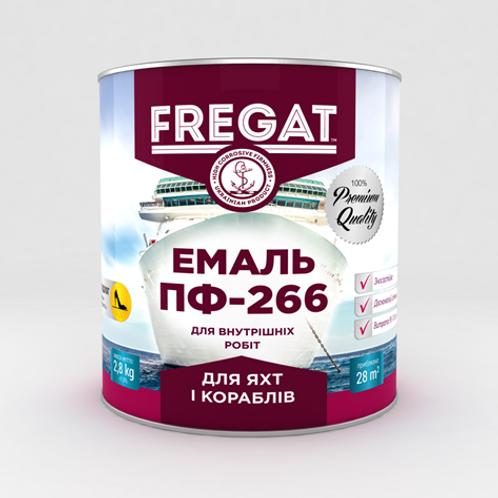 """Емаль алкідна ПФ-266 """"Fregat"""""""
