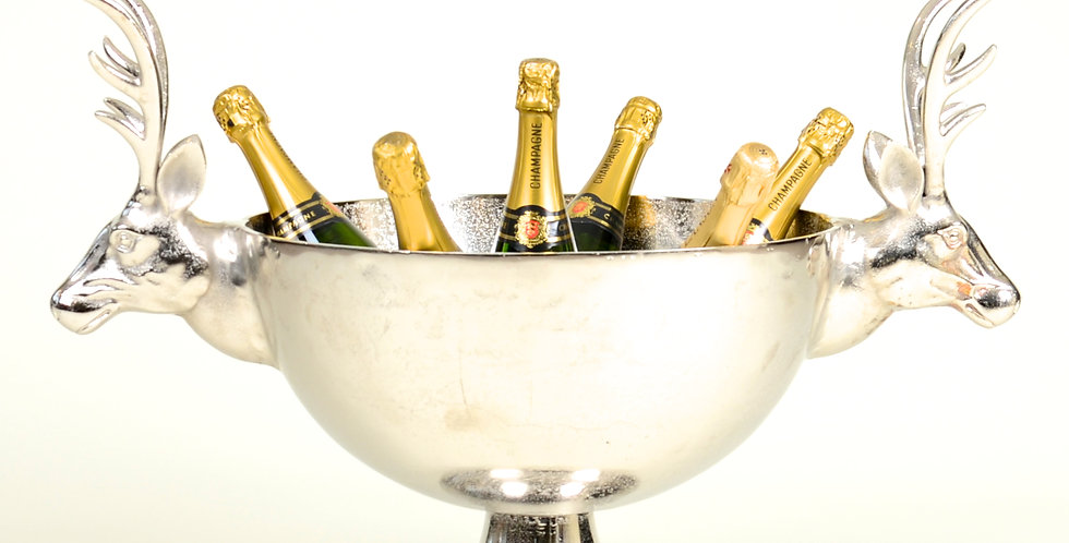 Over Sized Stag Champagne Bucket