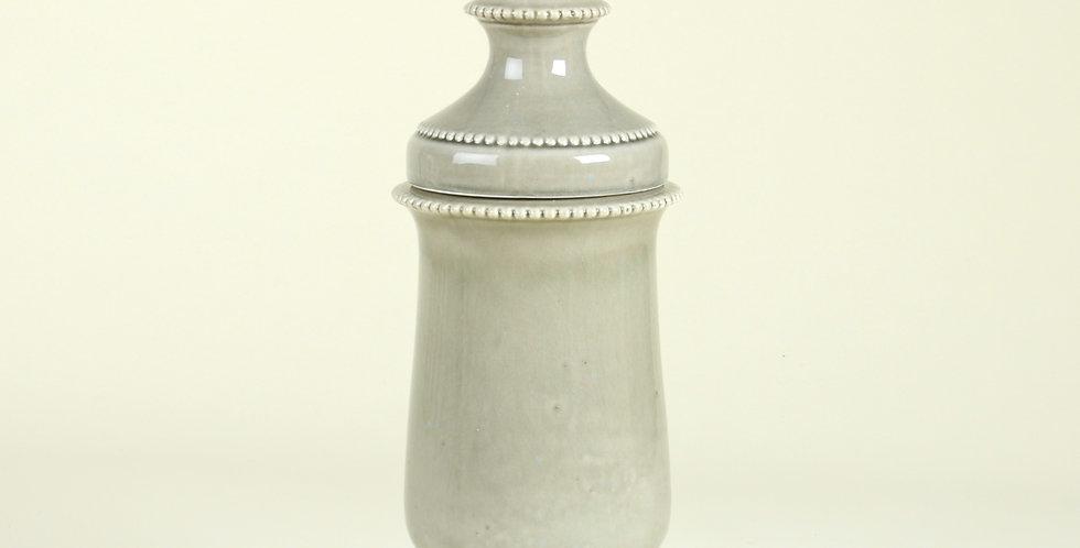 Ceramic Grey Urn