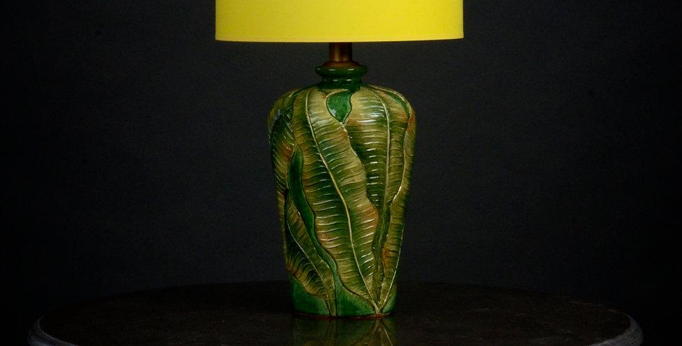 Banana Leaf Lamp