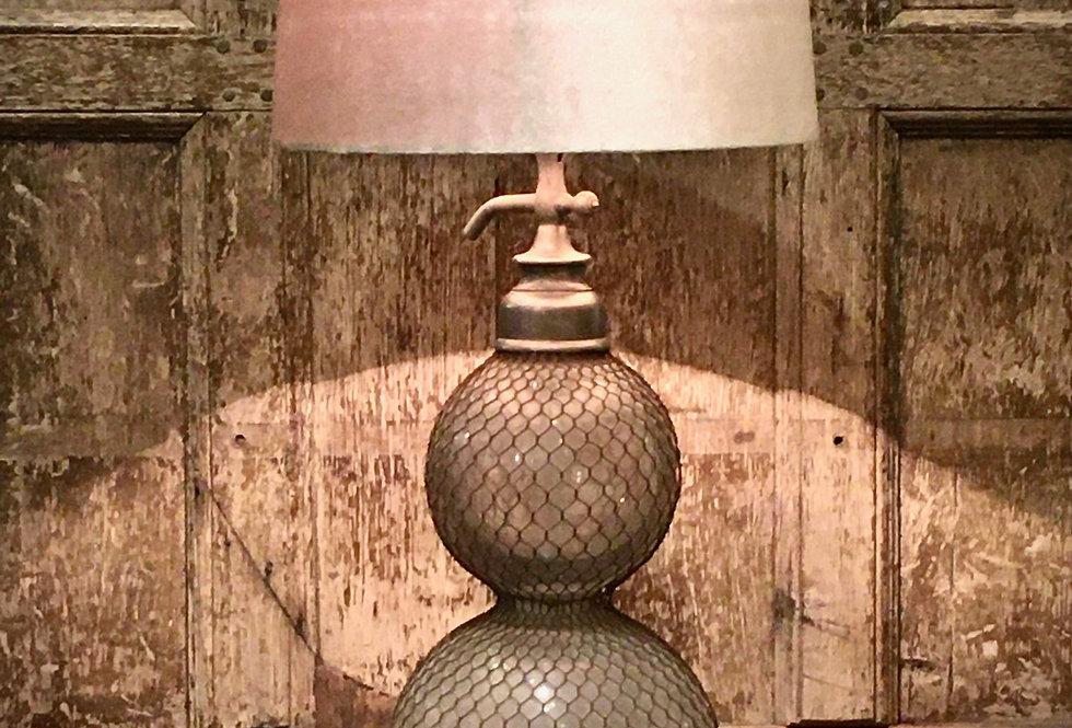 Vintage Syphon Lamp