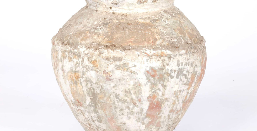 Antique Pottery Water Jar