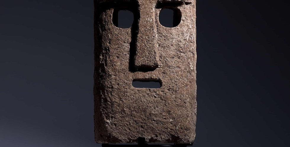 Stone Mask on Stand