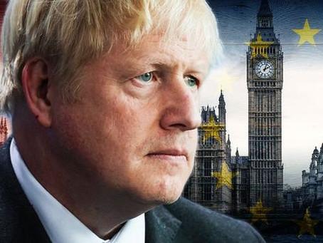 Boris的脱欧困局