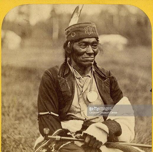 Chippewa Warrior