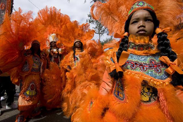 Mardi-Gras Indians