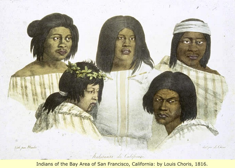 Indians of SF Bay