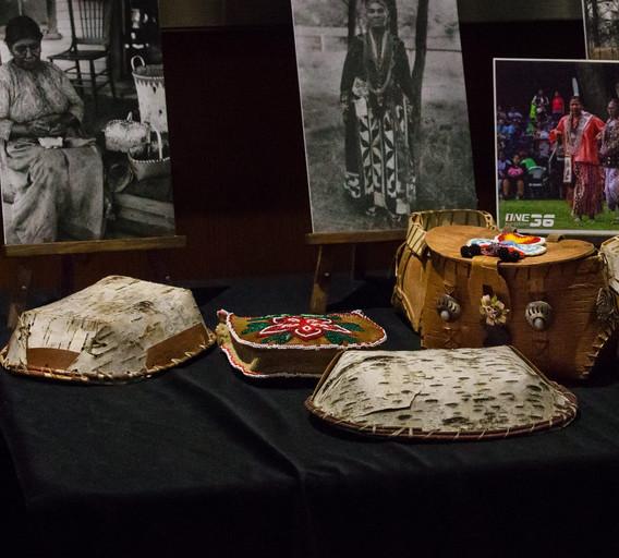 Indian Photos and Basket