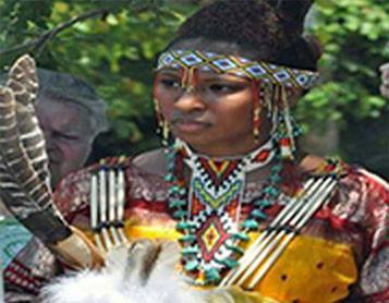 Indigenous Sister