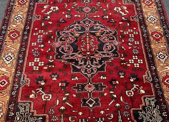 Turkish Rug Wool on Wool
