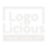 Logo Logolicious add your logo app