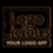 Logo Logolicious add your logo app