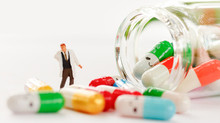 Is Big Pharma Getting Smaller?