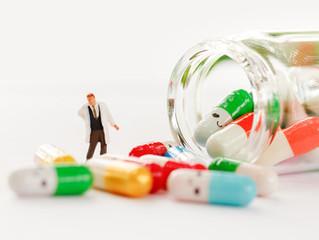 Is Big Pharma Getting Smaller?