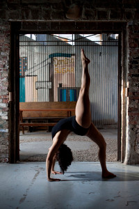 Melinda Abbott Yoga Poses