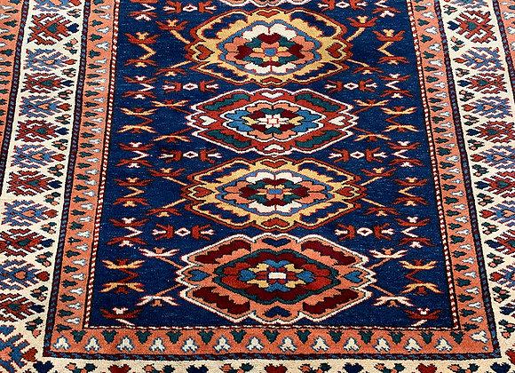 Trukish Rug Wool on Wool
