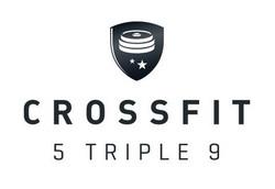 Crossfit 5Triple9 Logo