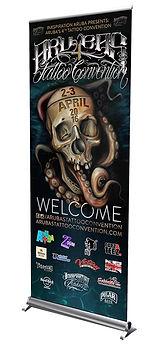 Aruba tattoo convention 2016 banner