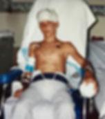 Kyle Mengelkamp in 1997