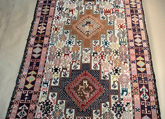 Soumak Shiraz Rug