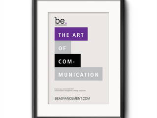 Communication is art.