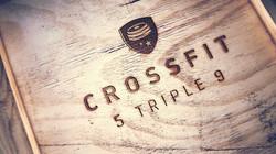 logo Crossfit 5999 on material