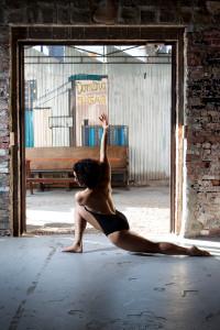 Yoga with Melinda Abbott