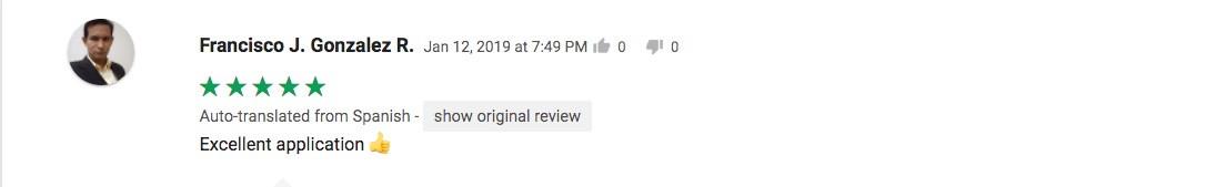 LogoLicious 5 star rating