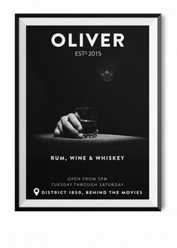 Poster Oliver