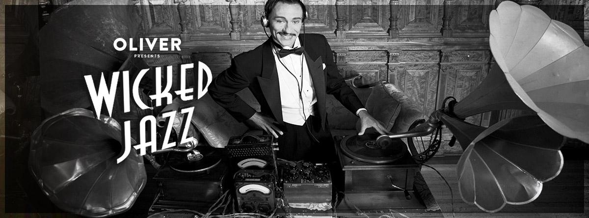 Oliver Wicked jazz