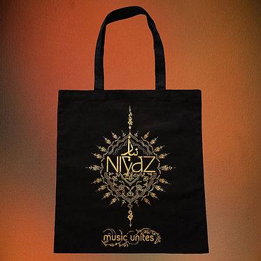 NIYAZ Music Unites Tote Bag