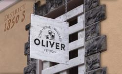 Oliver White Sign