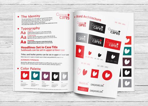 Logo guidelines & brandbooks
