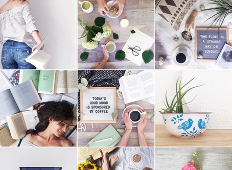 TIPS! Instagram Grid Layouts