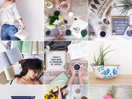 TIPS! Instagram Grid Layouts