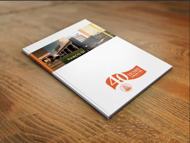 BdC annual report 40 years