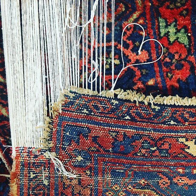 Repair and restore your rug at Socal Rug Masters