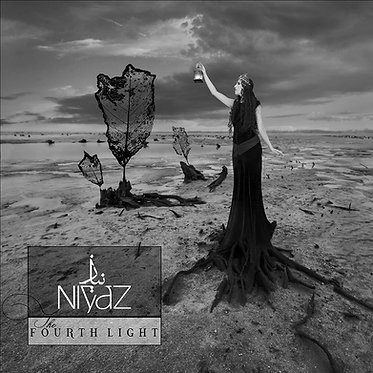 NIYAZ the Fourth Light - CD digipack